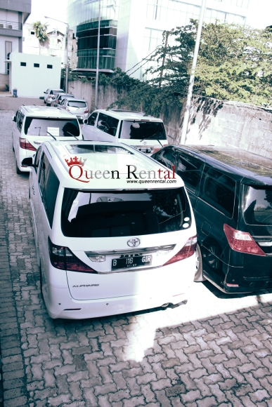 unicorn rental mobil alphard multi mitra rental