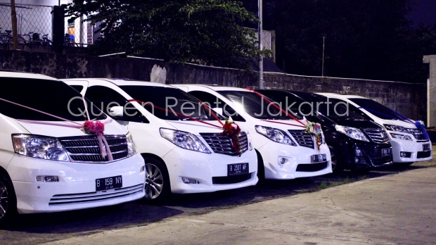 harga sewa mobil alphard di kali deres Jakarta Barat