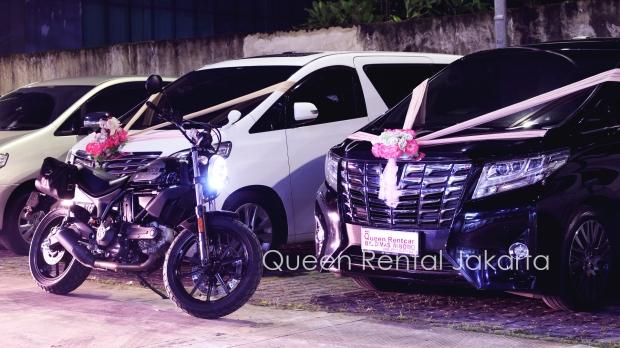 harga sewa mobil alphard di Pantai Indah Kapuk Jakarta Utara