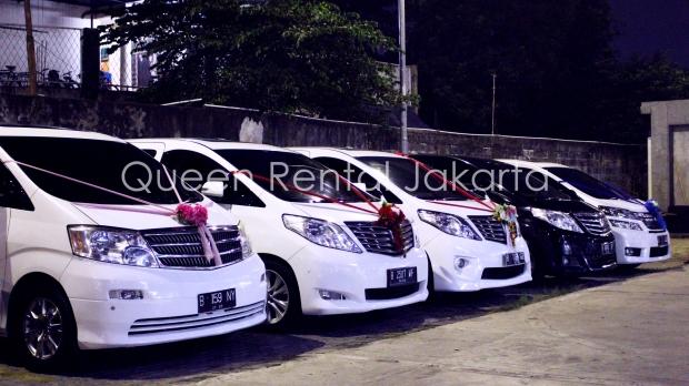 harga sewa mobil alphard di Tebet Jakarta Selatan