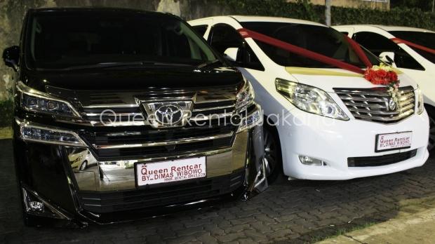 Penyewaan Alphard Vellfire Mudik Lebaran Jakarta Selatan