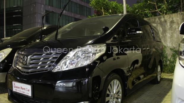 Sewa Mobil Alphard Vellfire Transformer Cirangrang - Babakan Ciparay